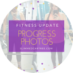 Fitness Update // Transformation photos