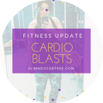 Fitness Update // Cardio blasts of doom