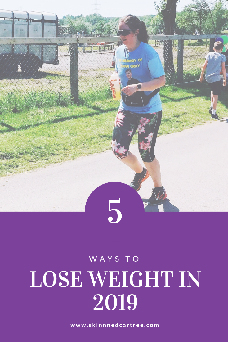 6 ways to lose weight in 2019