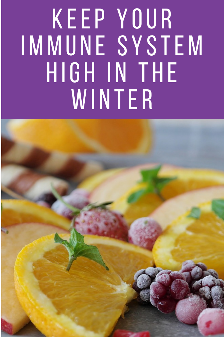 The best ways to keep your immune system high in the winter