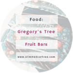 Gregory's Tree Fruit Bars – The Gluten Free Essential