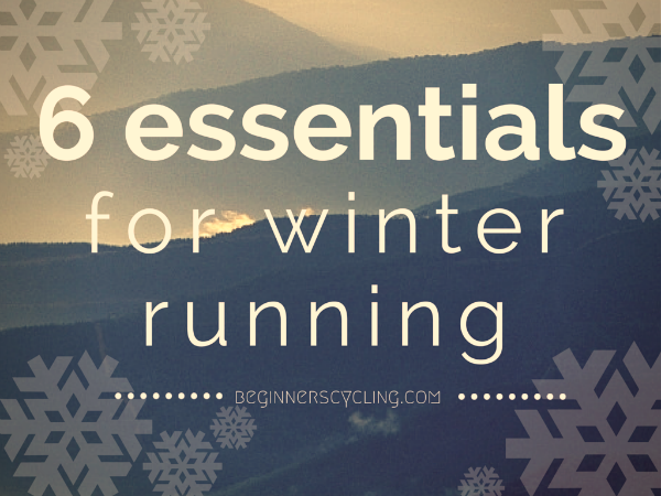 6 essential items for winter running