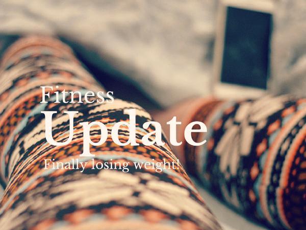 Fitness Update // 5lbs Down