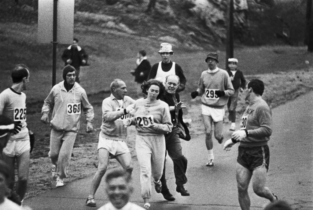 Women Can Run Marathons // 261