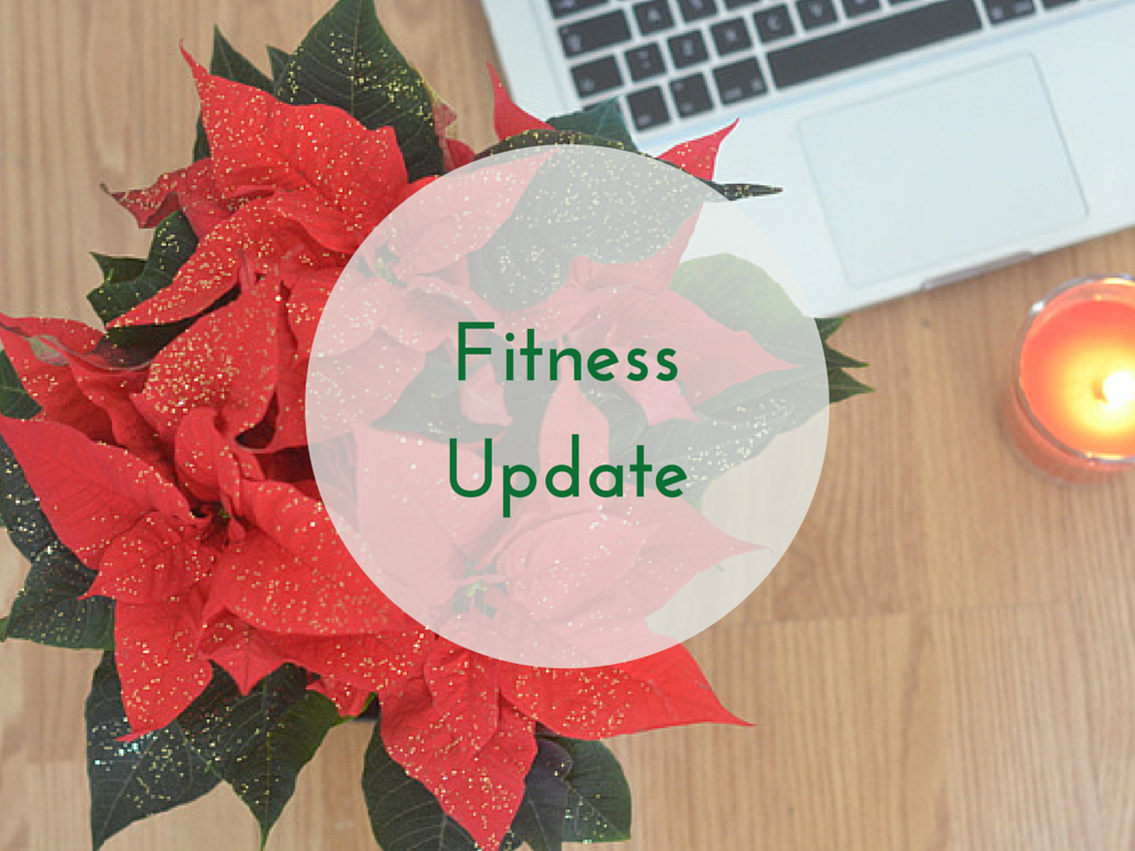 Fitness Update // Stability is key