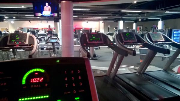 Fitness Update // #FitnessRevolution day 1-5