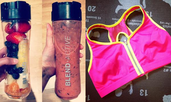 Fitness Update // #FitnessRevolution days 27 – 33