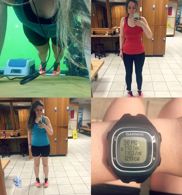 Fitness Update // 11 miles