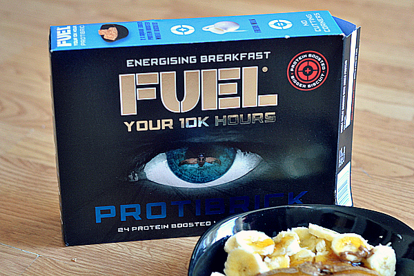 Start your morning right with Protibrick