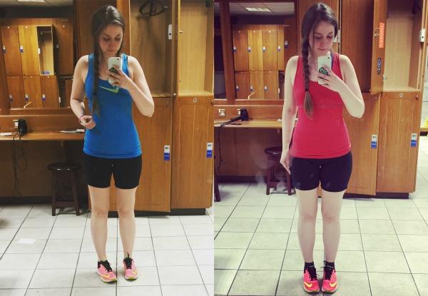 Fitness Update // A slow week