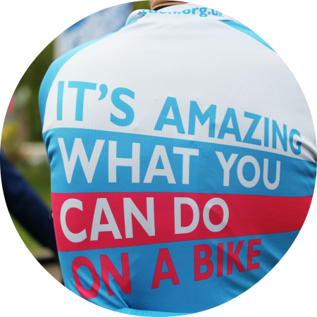 It's amazing what you can do on a bike // Action 100 ride