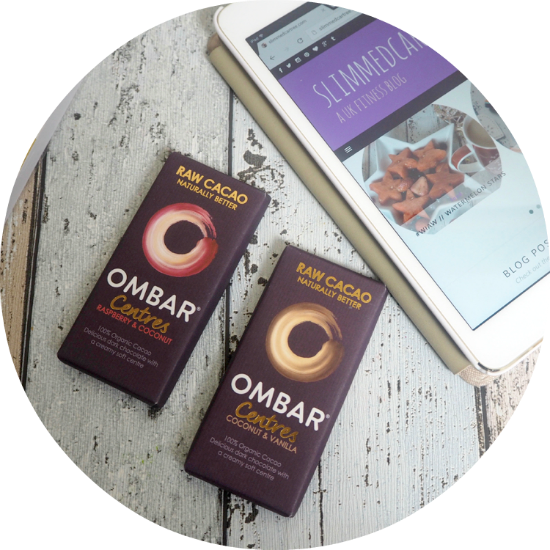 New Ombar Centres // Healthy Chocolate That's Actually Nice