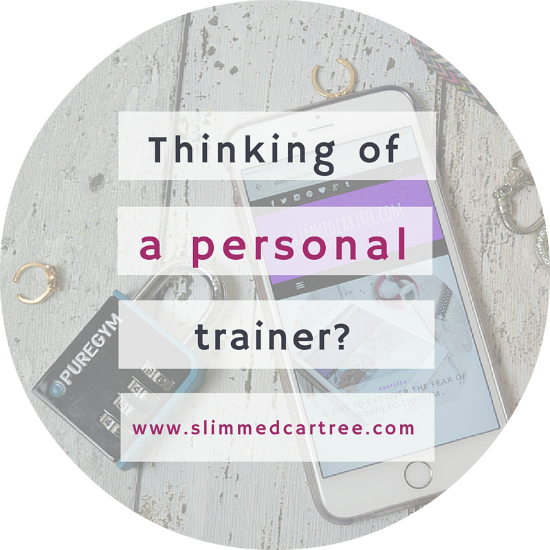 Thinking about getting a personal trainer?