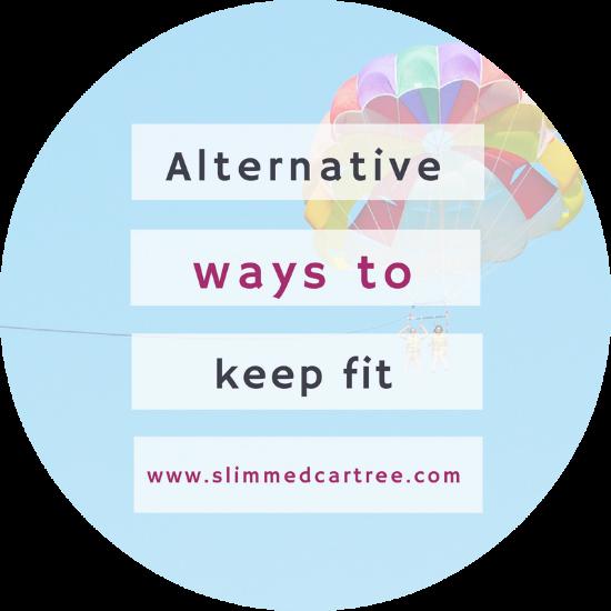 Alternative ways to keep fit