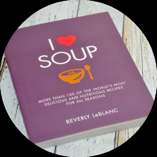 I love soup. Souper.