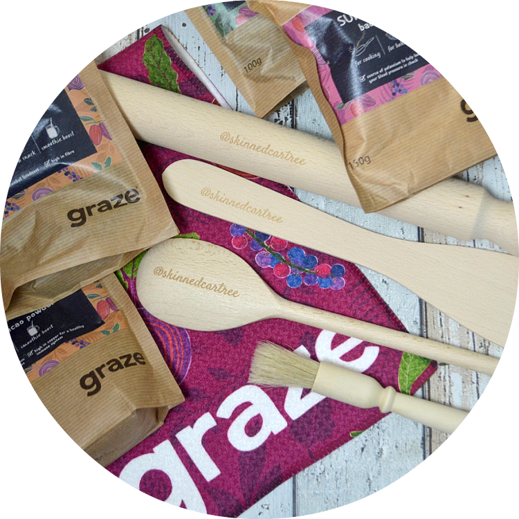 Superfood Pouches from Graze