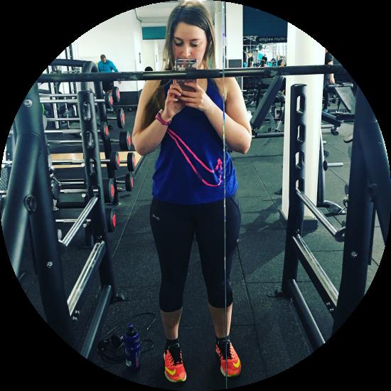 Fitness Update // A run finally!
