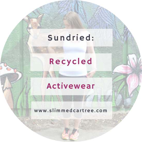 Sundried launch recycled activewear