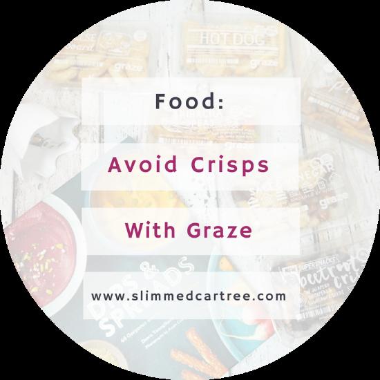 Avoid crisps with Graze box