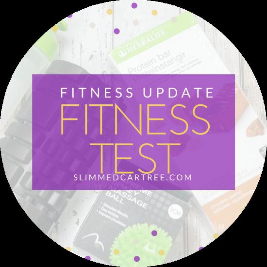 Fitness Update // Fitness Test