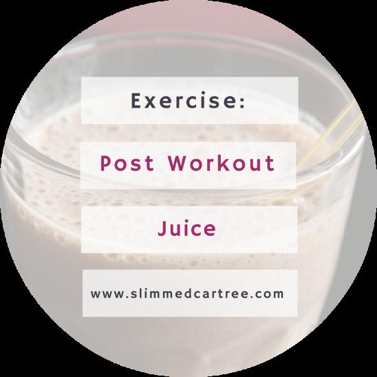 Post Workout Juice Recipes