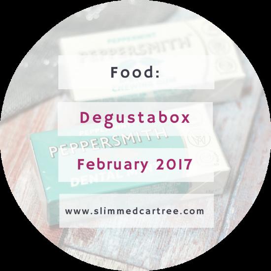 Degustabox February 2017