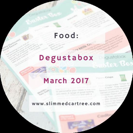 Degustabox March 2017