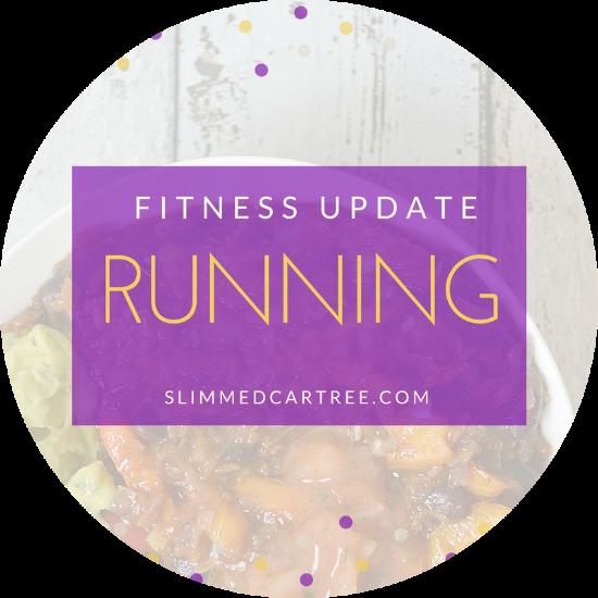 Fitness Update // Half Marathon Training