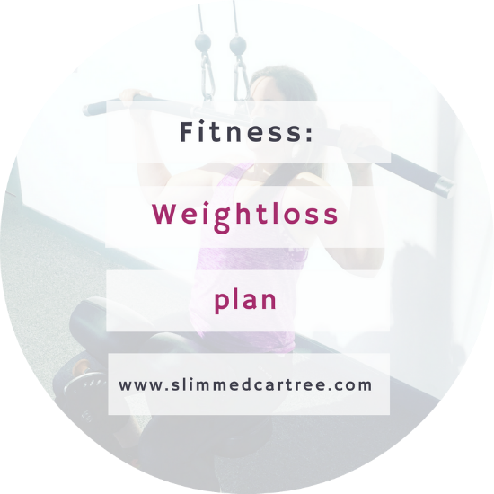 Weight loss plan – please join me.