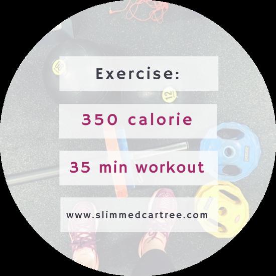 350 calorie 35 minute workout