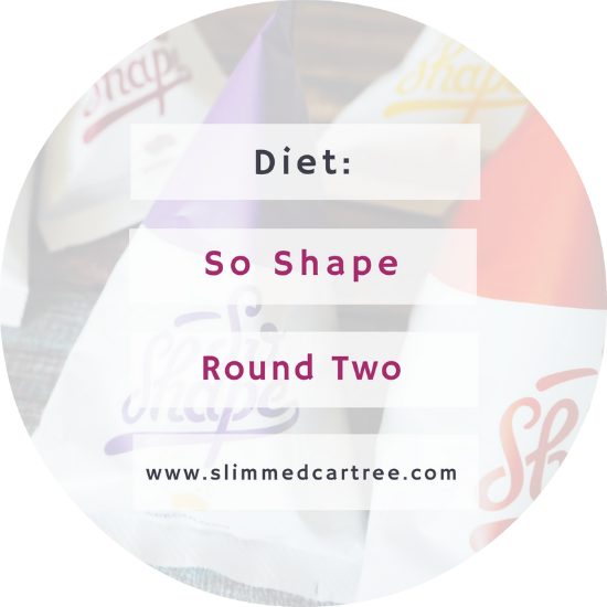 So Shape Challenge // Round Two