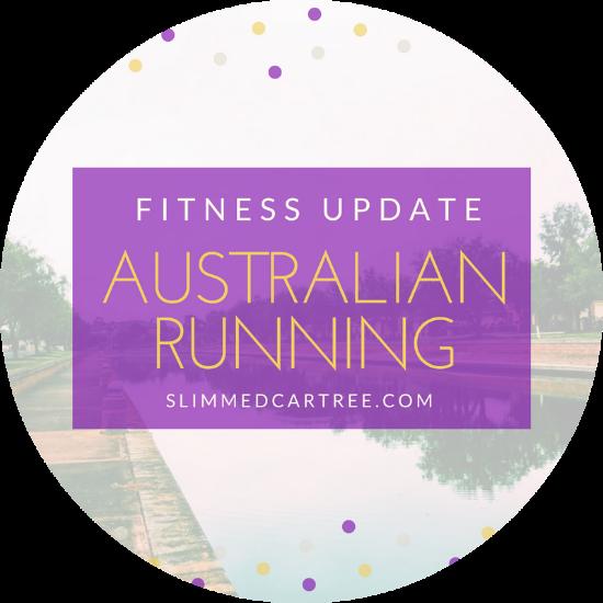 Fitness Update // Australia Running