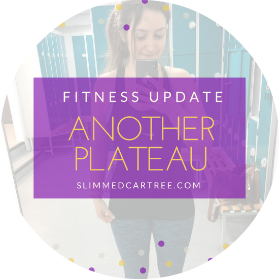 Fitness Update // More plateaus