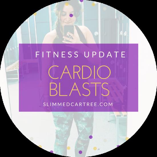 Fitness Update // Cardio blasts of doom