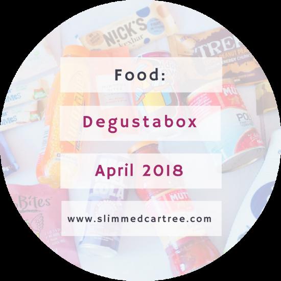 Degustabox April 2018
