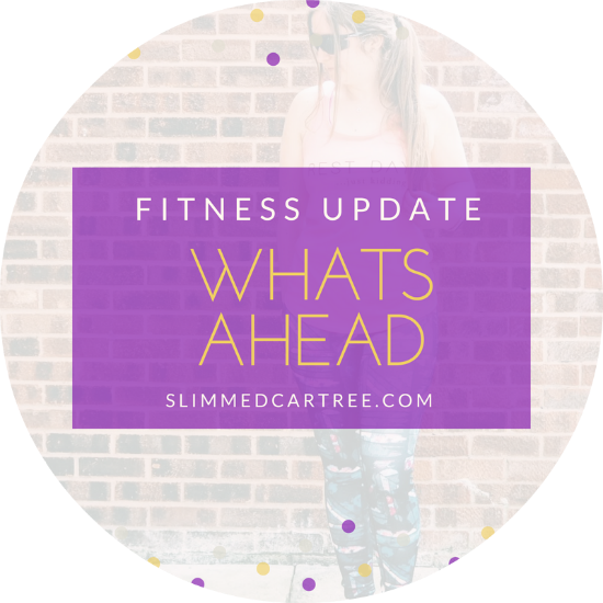 Fitness Update // Looking at the future