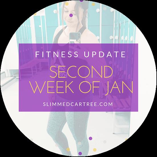 Fitness Update // 2nd week of Jan