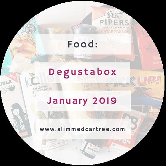 Degustabox January 2019, The Recovery Box
