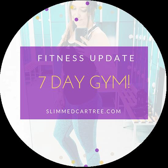 Fitness Update // 7 days