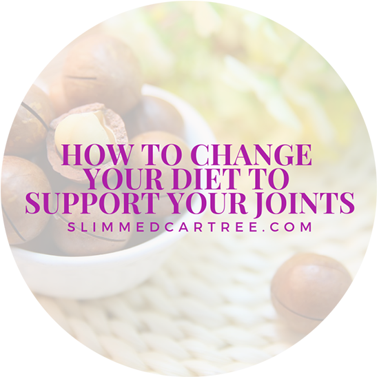 How to Change Your Diet to Support Your Joints