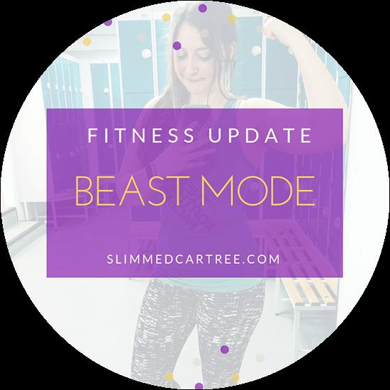 Fitness update // Beast mode