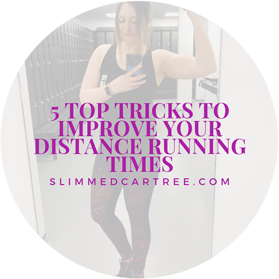 5 Top Tricks To Improve Your Distance Running Times