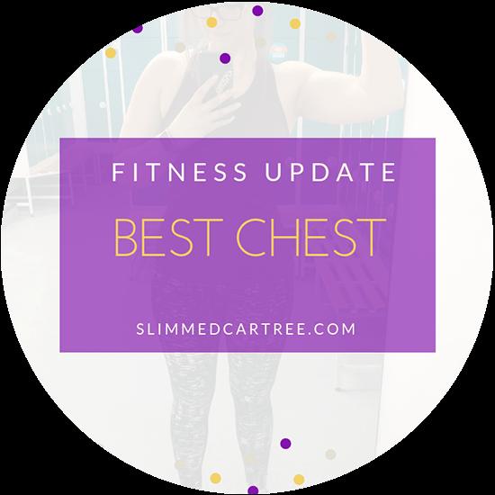 Fitness Update // Bench press is best