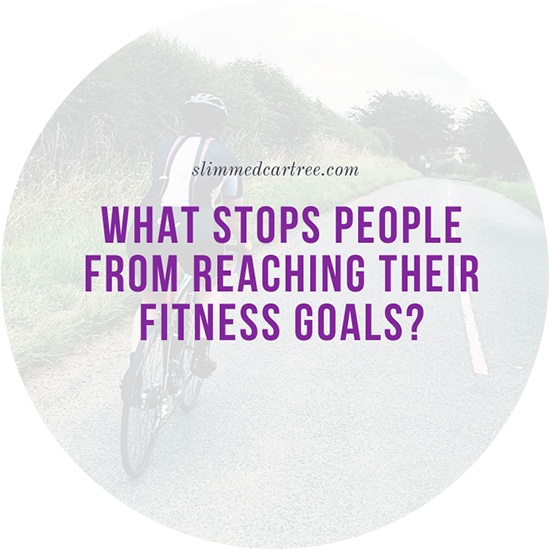 What Stops People From Reaching Their Fitness Goals?