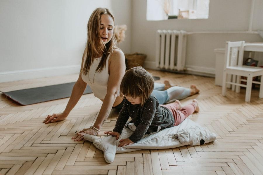 5 Tips To Help You Balance Parenthood & Fitness